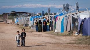 Adana refugee camp