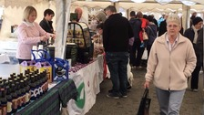 Storm Brian forces Kirkcudbright Food Festival move
