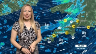 Storm Brian brings severe gales in coastal areas