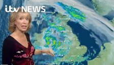 Here's Emma with your Granada weather and the latest on Storm Brian