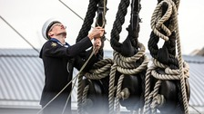 Portsmouth ceremony remembers Battle of Trafalgar