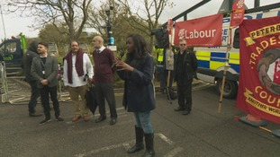 Peterborough MP Fiona Onasanya will join Peterborough residents and anti-fascists