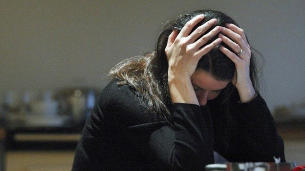 Young people are suffering from stress, the Prince's Trust has said.
