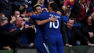 Batshuayi came off the bench to score twice as Chelsea fought back to beat Watford