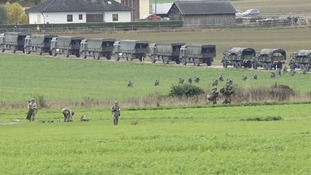 It ensures troops are ready to respond in a military situation.