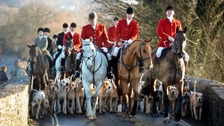 National Trust vote against banning 'trail hunting'