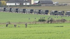 Essex troops form part of 6,000 soldier strong military exercise