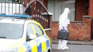 Two arrests in Finaghy murder probe