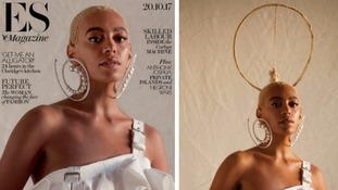 Magazine sorry for airbrushing Solange Knowles photo