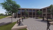 New school to cost £5m more than expected