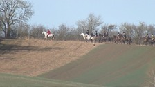 Trail hunts will NOT be banned on National Trust land