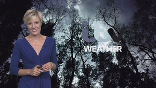 Wales weather: Remaining showery, but becoming less windy