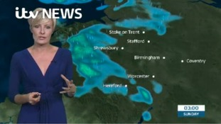 West Midlands Weather: Windy with showers
