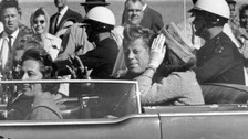Trump to allow release of secret JFK assassination files