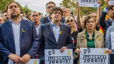 Catalan leader: 'Worst attack' since Franco