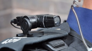 Met Police body-worn camera