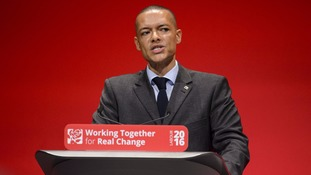 Clive Lewis was filmed making the remark at a Labour party conference fringe event