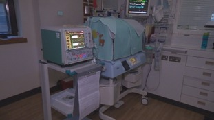 An intensive care unit
