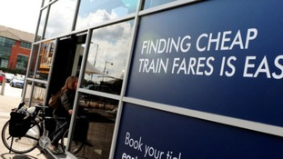 Rail fare increases