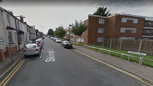 Man stabbed and woman injured in aggravated burglary  in Gillingham