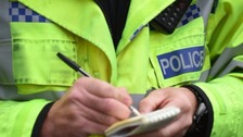 Several cars burnt in 'racially motivated hate crime'