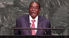 WHO revokes Robert Mugabe's goodwill ambassador role