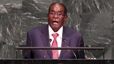 WHO revokes Mugabe's goodwill ambassador role