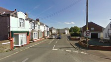 Workington crash leaves two critical and three others injured