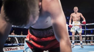 Josh Warrington is now unbeaten in 26 professional fights