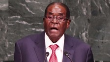 Mugabe removed as goodwill ambassador after outrage