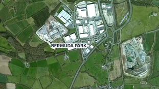 Bermuda Park is in Nuneaton.