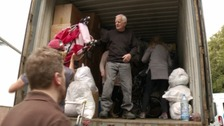 South West sends aid to Syrian refugees