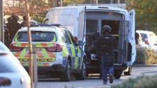 Man arrested and hostages freed following armed siege at Nuneaton retail park