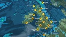Weather: A cloudy start for most