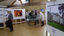 Exhibition marks 25 years since watermill fire
