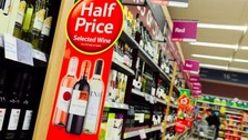 Welsh government plans minimum alcohol pricing