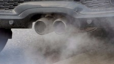 Most-polluting vehicles in London hit by new charge