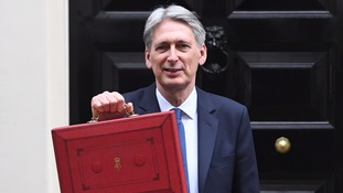 Philip Hammond will deliver the Budget in November.