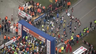 Favourites in Venice marathon lose out after taking wrong turn