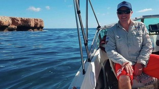 Lost diver from Sunderland swims 4.5 miles to safety while being 'followed' by tiger shark