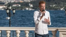 Last chance for X Factor hopeful Aidan Martin
