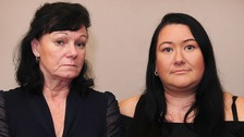 The ex-wife, Mary Clare, and daughter, Wendy Wilks, of convicted paedophile Robert Gaskell allege he also abused them
