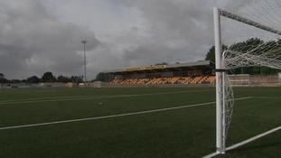 Annan's ground, Galabank