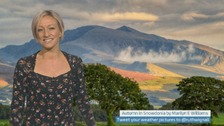 Wales Weather: Not a bad start to the week!