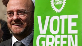 Swede dreams of power for Scottish Greens