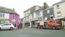 Man charged with arson after Liskeard fire