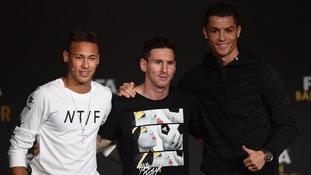Watch on ITV: The Best Fifa Football Awards