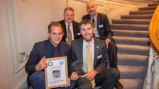 Lake District river project wins wild fish award