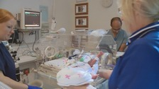 Premature babies: lives in the balance
