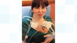 Wigton family receive life-saving care for premature twins